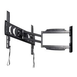 """Full Motion TV Mount FMM17444M - FMM17444M for 26""""-37"""" LED TV, LCD TV, PLASMA TV screens with 55 lbs load capacity."""