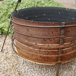 Eclectic Fire Pits Find Outdoor Fire Pit Table And Bowl