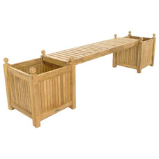 Modern Outdoor Planters by Westminster Teak Furniture