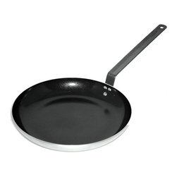 BergHOFF - BergHOFF Hotel Line 12.5 in. Non-Stick Conical Deep Pan Multicolor - 1103860 - Shop for Skillets & Fry Pans from Hayneedle.com! The BergHOFF Hotel Line 12.5 in. Non-Stick Conical Deep Pan is durable and lasts you for many years. Made of aluminum you can use this oven-safe pan for cooking on all cook tops including induction. Its steel handle stays cool for a long time during cooking and gives you a firm grip on the pan. Featuring a ferno non-stick cooking surface this pan helps you cook well and avoid burning your food. In addition this dishwasher-proof pan is easy to clean and hygienic as well.