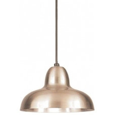 "Eclectic Pendant Lighting Coupette Restaurant 10"" Pendant"