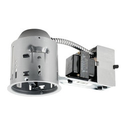 "Juno Lighting - TC44R 4"" MR16 Low Volt Non-IC Remodel Housing - TC44R 4"" MR16 Low Volt Non-IC Remodel Housing"