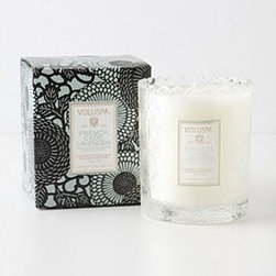 Anthropologie - Voluspa Boxed Candle - *55 hour burn time