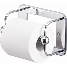 Traditional Toilet Paper Holders by UK Bathrooms