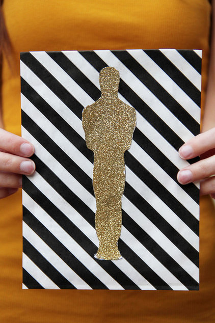 Contemporary  Oscar Party Bag