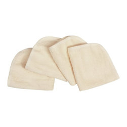 """American Baby Company - American Baby Company Organic Terry Wash Cloth 4 Pack - Ecru Multicolor - 83150 - Shop for Washcloths from Hayneedle.com! This cozy organic wash cloth is ideal after your baby's bath. It's extra soft and finished in a coordinated percale cotton trim. 100% organic cotton terry. Includes one 10"""" x 10"""" washcloth. Machine wash. Set of 4. About American Baby CompanyAmerican Baby Company Inc. is a leading U.S. manufacturer of baby bedding that emphasizes high-quality comfort and safety. They are a leader in the industry at providing fast delivery of premium-quality products at reasonable prices. American Baby Company's bedding line coordinates with all types of nursery settings and their solid color collection is updated annually to provide the latest """"in trend"""" colors. American Baby Company has been an innovator of products that meet the safety needs of their customers. Their safety crib sheet which has been featured in leading baby and mothering magazines is an example of this focus."""