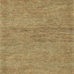 """Loloi Rugs - Loloi Rugs Turin Too Collection - Slate, 3'-6"""" x 5'-6"""" - �The Turin Too Collection offers a casual, easy-to-place, all-natural jute product in a reversible weave. The solid, earthy color palette includes beige, earth (greenish hues) and slate (a brownish gray). Turin Too offers a staple line that maintainappeal for years to come."""
