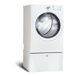 8.0 Cu. Ft. Gas Front Load Dryer with IQ-Touch Controls by Electrolux - Gentlest Dry