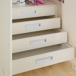 contemporary wardrobe, - Simple and elegant design, can be customized