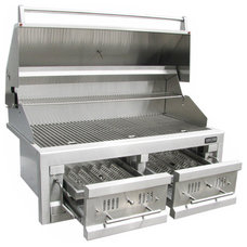 Modern Outdoor Grills by Sunstone Stainless Steel Grills