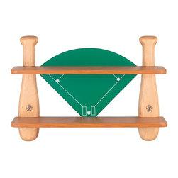 Lite Source - Lite Source Baseball Field Shelf X-04TM21 - Lite Source Baseball Field Shelf X-04TM21