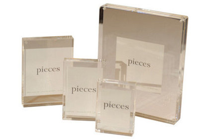 Modern Picture Frames by Pieces