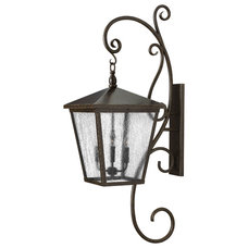 Traditional Outdoor Lighting by Carolina Rustica