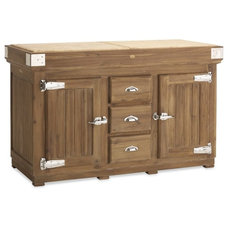 Traditional Kitchen Islands And Kitchen Carts by Williams-Sonoma