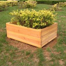Modern Outdoor Pots And Planters by Dalian Grandwills Co., Ltd