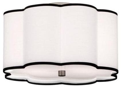 Modern Flush-mount Ceiling Lighting by Shades of Light