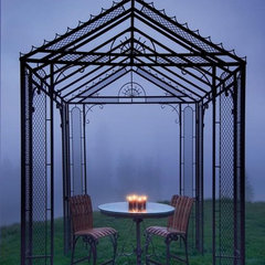 traditional gazebos by hpotter.com