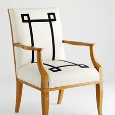 Modern Armchairs by Jan Showers
