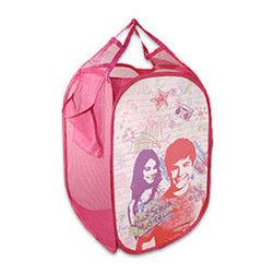 Betesh Group - High School Musical Disney HSM Hamper-Storage Basket - Features: