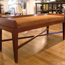 Contemporary Benches Eric Brand Furniture