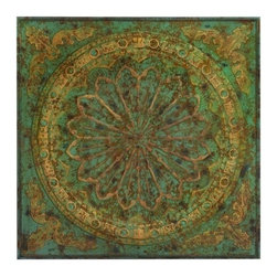 BZBZ53855 - Wall Art Iron Roman Empire Wall Plaque - Wall Art Iron Roman Empire Wall Plaque. Add a sense of antique flare to your home's decorations with this plaque, inspired by the art of the ancient Roman Empire. The perfect piece of decor to crown the empty wall at the end of the hallway.