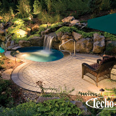 Tropical Swimming Pools And Spas by Techo-Bloc