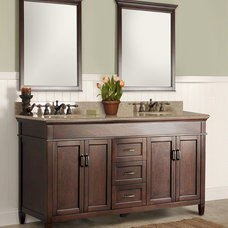 contemporary bathroom vanities and sink consoles Ashburn Bath Vanities