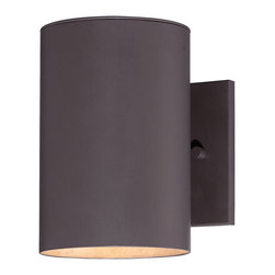 The Great Outdoors - The Great Outdoors 72501-615B-PL 1 Light Wall Mount - The Great Outdoors 72501-615B-PL 1 Light Wall Mount