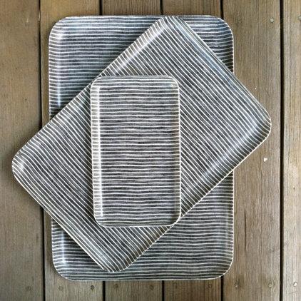 Contemporary Platters by Shop Fog Linen