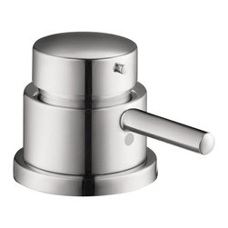 Hansgrohe - Hansgrohe 6453000 Talis S Thermostatic Tub Filler in Chrome - Thermostatic Tub Filler in Chrome belongs to Talis Collection by Hansgrohe Founded in Germany's Black Forest in 1901, Hansgrohe is committed to building a strong sense of tradition. Hansgrohe's products offer a lifetime of satisfaction featuring the ultimate in quality, design and performance. Customers appreciate our many breakthroughs in comfort and technology that allow you to make the most of water. With its wide range of products, Hansgrohe has the right solution for you. Enjoy every moment, each one is unique, just like your Hansgrohe shower. Hansgrohe has always had a sharp eye for innovation, designing products with exceptional durability that are not only highly functional but also a source of pleasure. For us, this means constantly advancing and striving for improvements. Our showers and faucets offer many useful functions and details that make daily use as easy and comfortable as possible so that you can enjoy your Hansgrohe products for many years to come.  Tub Filler (1)