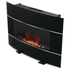 Contemporary Indoor Fireplaces by HPP Enterprises