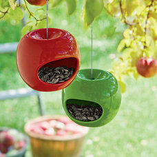 contemporary bird feeders by Gardener's Supply Company