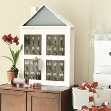 Contemporary Holiday Accents And Figurines by Ballard Designs