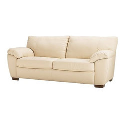 IKEA of Sweden - VRETA Sofa bed - Sofa bed, Mjuk ivory
