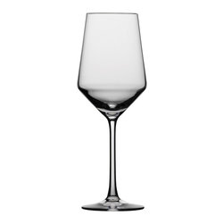 Fortessa Inc - Schott Zwiesel Tritan Pure Sauvignon Blanc Glasses - Set of 6 Multicolor - 0026. - Shop for Drinkware from Hayneedle.com! A crisp clean design to match the delicate wine it holds the Schott Zwiesel Tritan Pure Sauvignon Blanc Glasses - Set of 6 is sheer perfection. Beautifully crafted of high-quality Tritan crystal glass these stunners have a lasting elegance. Dishwasher-safe care is the icing on this sleek cake.About Fortessa Inc.You have Fortessa Inc. to thank for the crossover of professional tableware to the consumer market. No longer is classic high-quality tableware the sole domain of fancy restaurants only. By utilizing cutting edge technology to pioneer advanced compositions as well as reinventing traditional bone china Fortessa has paved the way to dominance in the global tableware industry.Founded in 1993 as the Great American Trading Company Inc. the company expanded its offerings to include dinnerware flatware glassware and tabletop accessories becoming a total table operation. In 2000 the company consolidated its offerings under the Fortessa name. With main headquarters in Sterling Virginia Fortessa also operates internationally and can be found wherever fine dining is appreciated. Make sure your home is one of those places by exploring Fortessa's innovative collections.