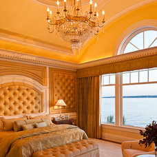 Traditional Bedroom by Tracy A. Davis
