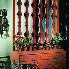 Terra Cotta Pot Room Divider on Flickr - Photo Sharing!