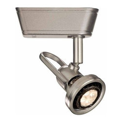 WAC Lighting - WAC Lighting HHT-826LED Droid Low-Voltage LED Track Head for H-Track Systems - WAC Lighting HHT-826LED Features: