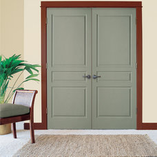 Mediterranean Interior Doors by HomeStory of Orange County