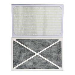 SPT Appliance - Replacement Hepa/Carbon Filter for AC-1220 Mo - This HEPA carbon replacement filter removes dust, mites, anthrax spores and much more from your air. Activated carbon filter also keeps odor, smoke and fumes at minimal levels. Filter keeps your AC-1220 Sunpentown air cleaner running smoothly & efficiently. HEPA filter removes 99.97% of: Dust, Dust mites, Anthrax spores, Mold spored, Pet dander, Harmful gases. Activated Carbon filter reduces odor and removes 95% of: Smoke, Fumes