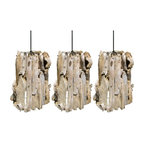 ecofirstart - Driftwood Pendants, Set of 3 - Your fondness for the beach makes these lighting fixtures the perfect choice for your home. The unique driftwood pendants are stunning to look at and capture the coastal chic style you love.