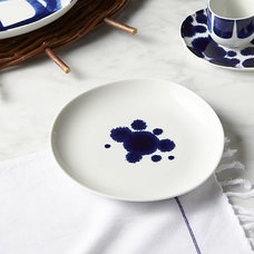 Contemporary Salad And Dessert Plates by Crate&Barrel