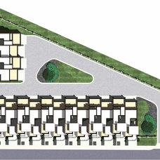Modern  by Antenora Architects