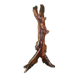 RIOFRIR WOOD TECH CENTER - Art Deco that gives a great look specially if it is place in any corners of your home with many uses such us hangers or holder.
