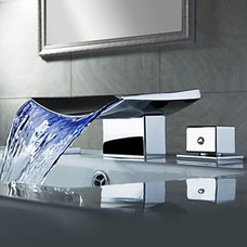 Modern Bathroom Vanities And Sink Consoles by faucetsuperdeal