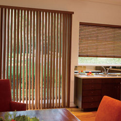 levolor levolor visions faux wood vertical blinds