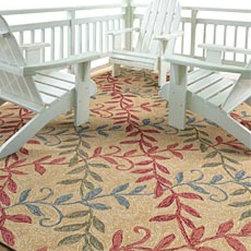 Factors Walk Indoor/Outdoor Rug - Plow & Hearth