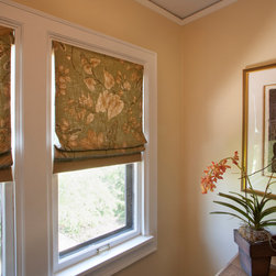 Historic Home Window Treatments - Jim Brozek Photography