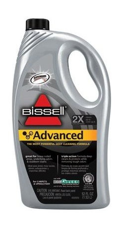 Edmar Corporation - Bissell AdvFrmlaCarpetCleaner - Bissell Advanced Formula Carpet Cleaner battles stubborn stains  tough odors  Scotchgard protection.  This item cannot be shipped to APO/FPO addresses. Please accept our apologies.