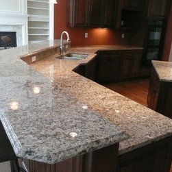 Helmart Kitchen Top Applications Volume 1 - Helmart - Here is Volume 1 of a random selections of Kitchen countertops we have fabricated and installed. We have been fortunate to satisfy our growing customer list since 1979.